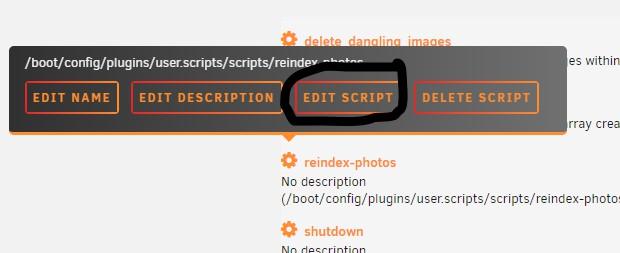 《在unRAID中让PhotoPrism定时自动索引照片的方法,Docker模式,其它系统思路也一样》